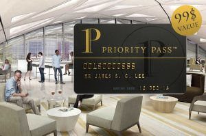 Airport Lounges Priority Pass